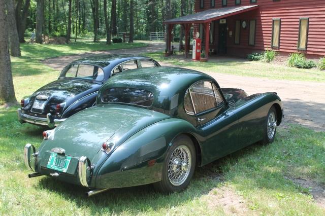 Jaguar XK 120 Coupe (3)