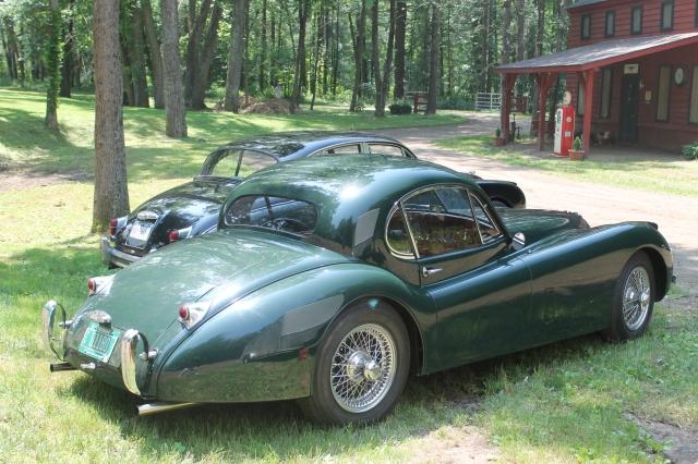 Jaguar XK 120 Coupe (4)