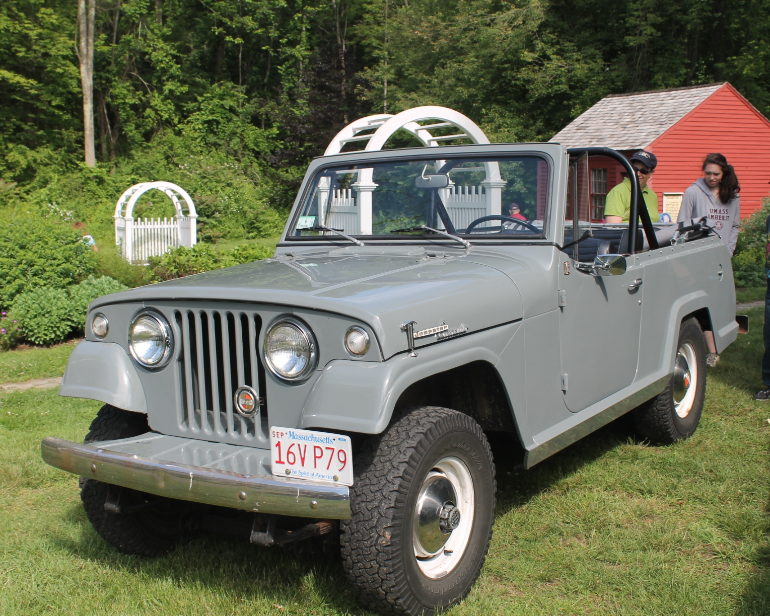 1967 jeepster commando and what i was remembering was a jeepster from