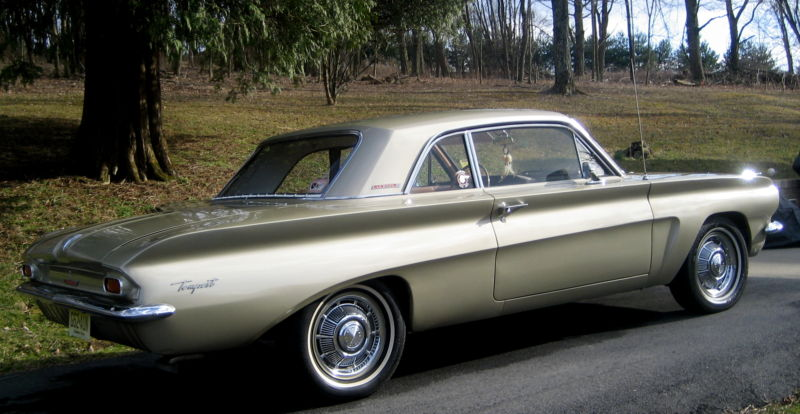 Another Great 1962 Pontiac Tempest