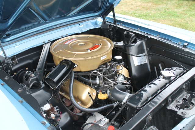 Ford Mustang Fastback 1965 (8)