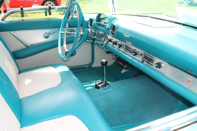 Ford Thunderbird 1956 (6)