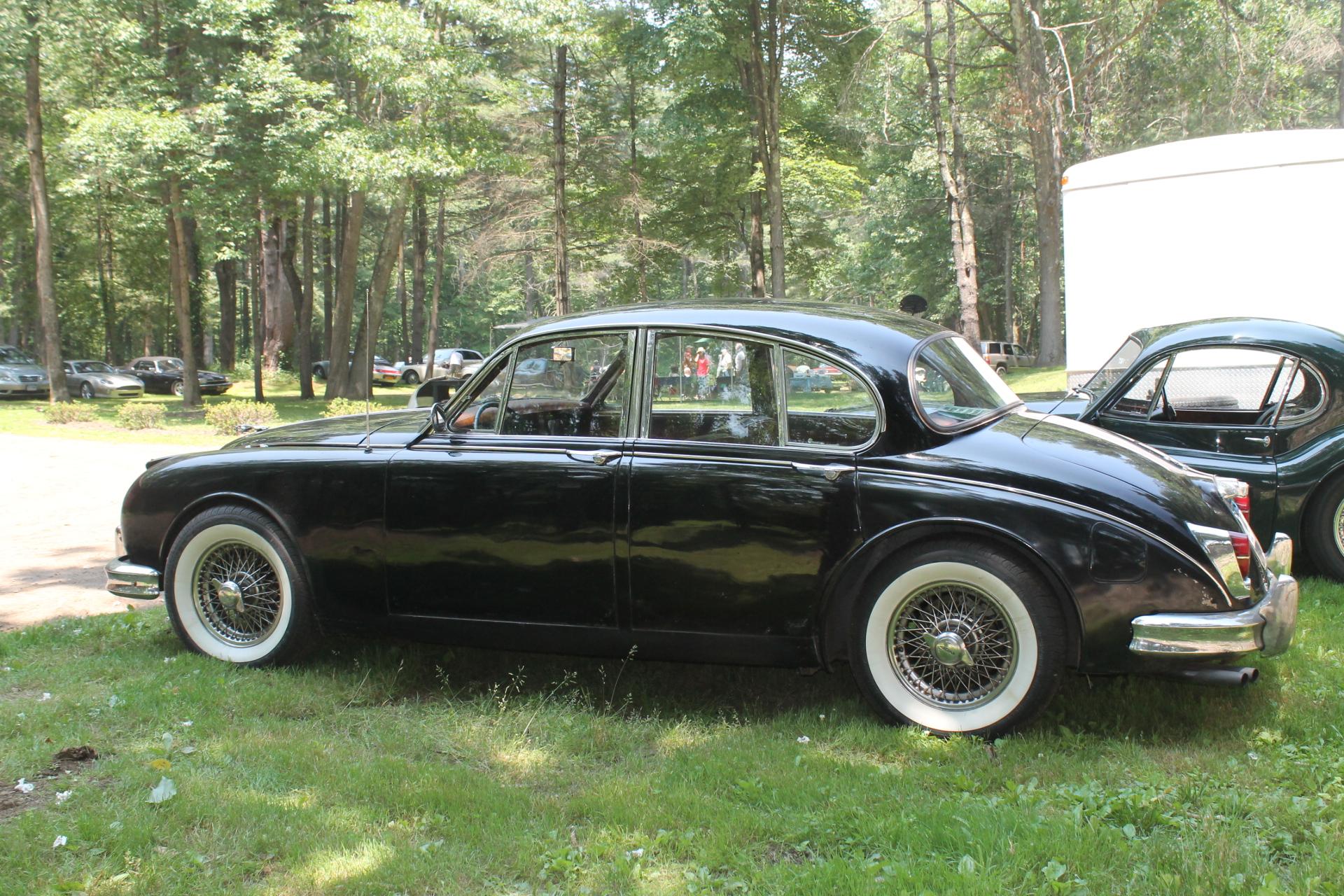Jaguar Mk. II Sedan