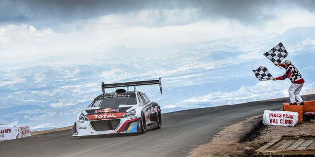 Loeb Pikes Peak Car (3)