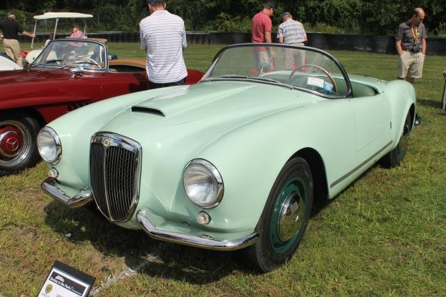Lancia Aurelia B24 Spider America 1955 (1)