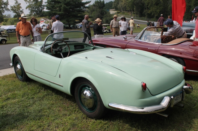 Lancia Aurelia B24 Spider America 1955 (3)