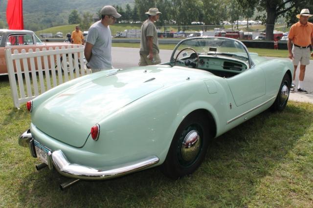 Lancia Aurelia B24 Spider America 1955 (4)