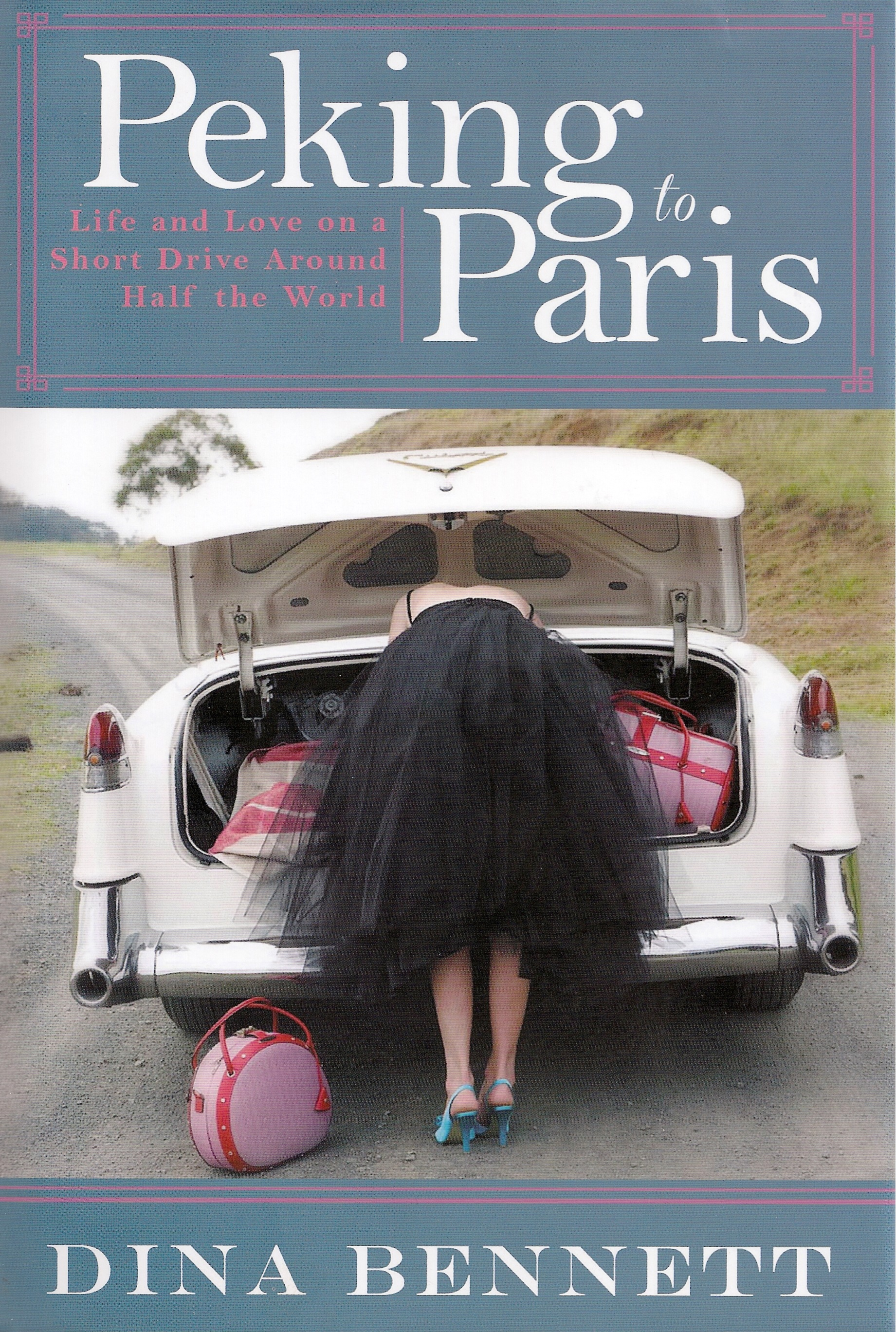 Peking To Paris New Book About This Long Rally - Car rally near me