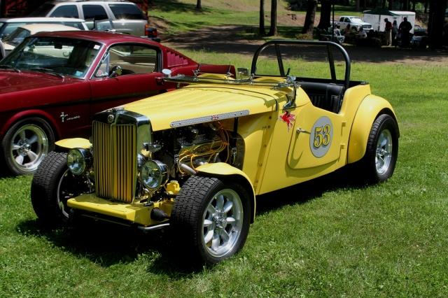 MG TD V8 (5)