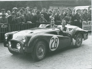 TR22_03 at Le Mans