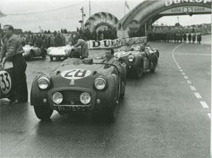 TR2_01 at Le Mans