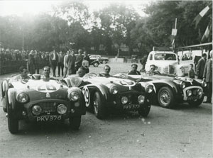 TR2_02 at Le Mans