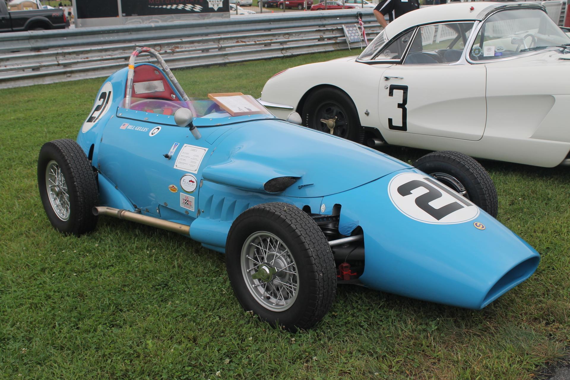 Stanguellini Formula Junior Cars |