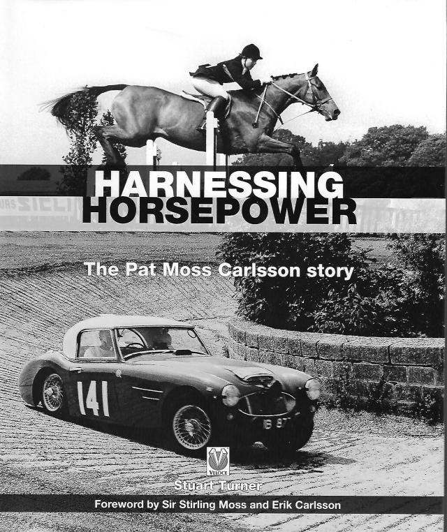 Harnessing Horsepower Cover