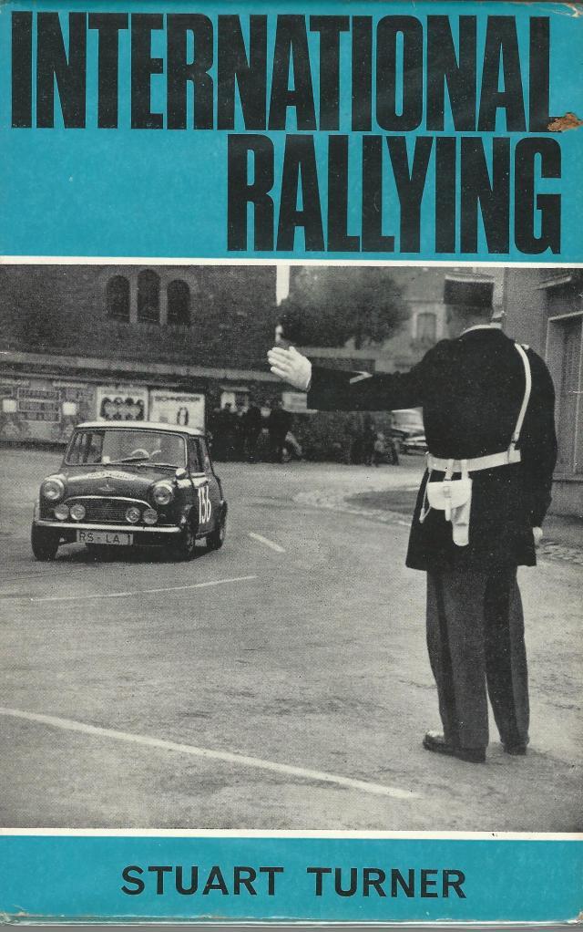 International Rallying Cover