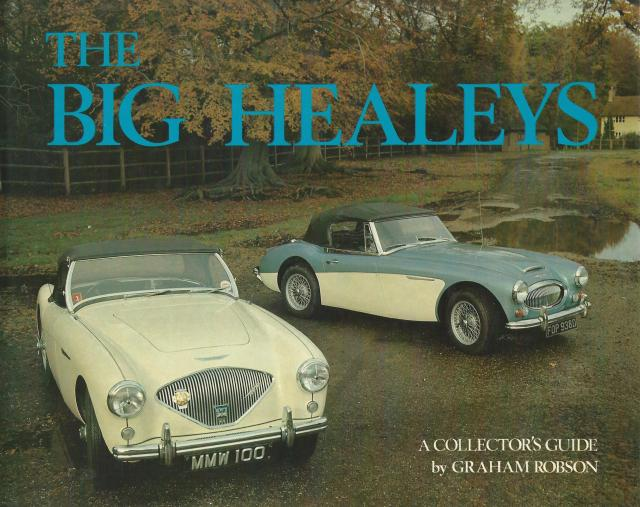 The Big Healeys Cover