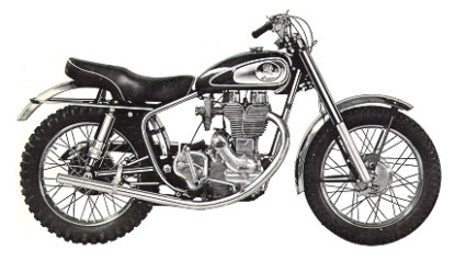 1959 500cc Indian Westener (Enfield)