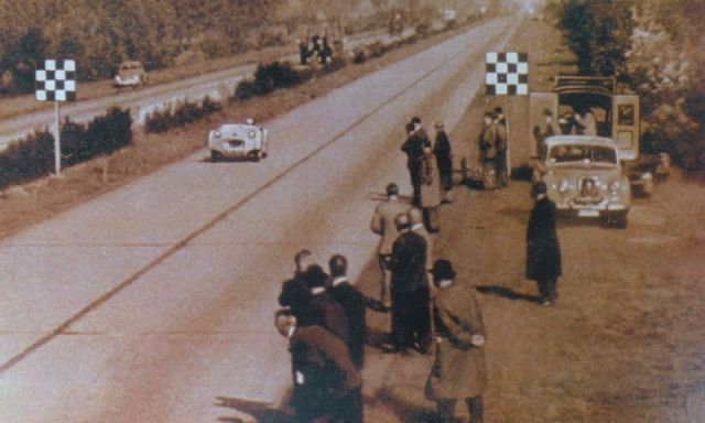Jabbeke Triumph Run