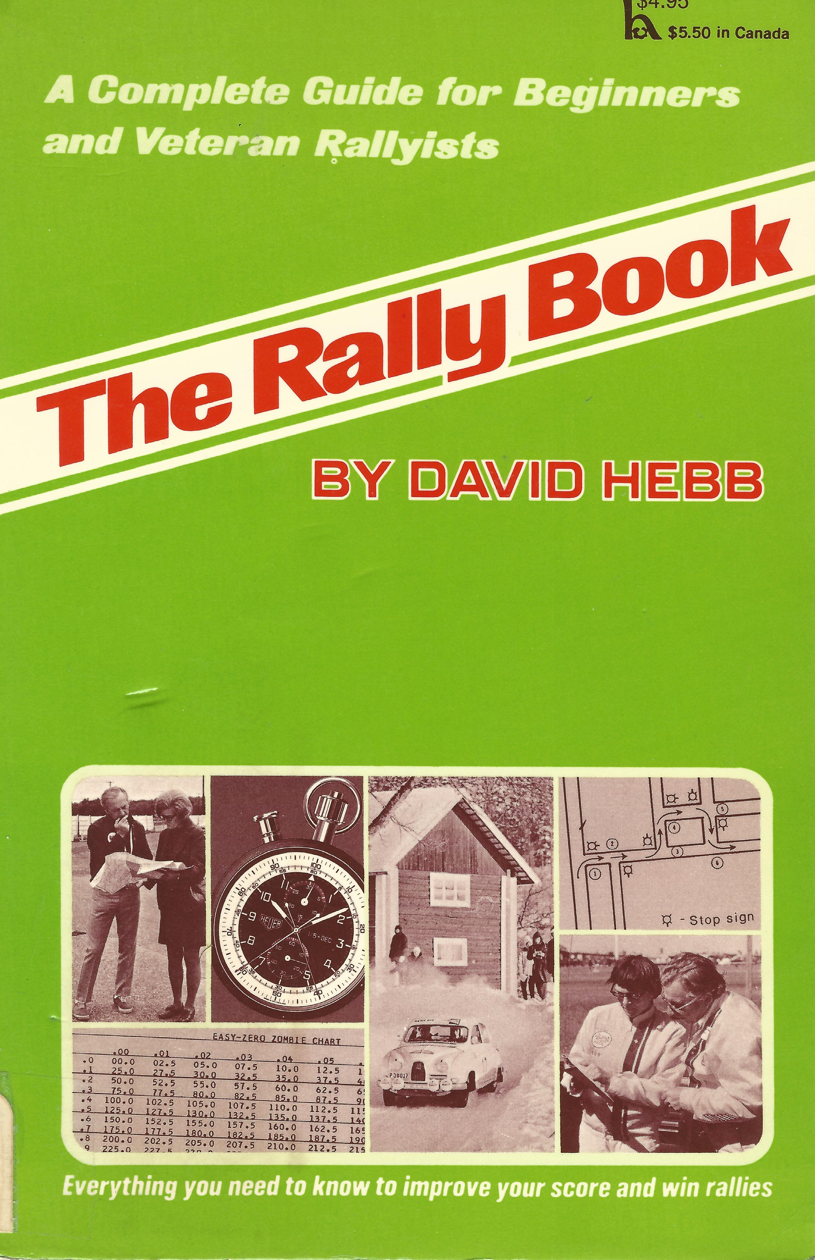 book rallye
