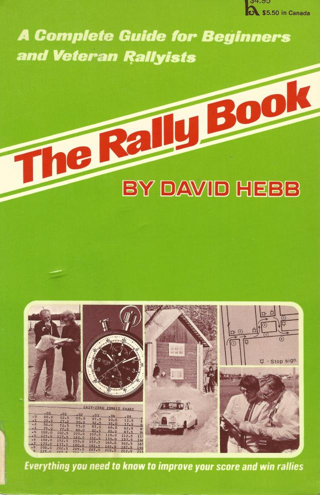 Hebb The Rally Book
