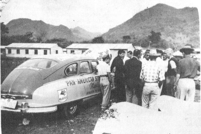Nash Conner Car Argument Finish 1950