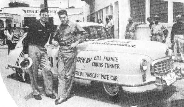 Nash France Turner LaCaPa 1950