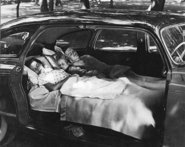 Nash Sleeping Car