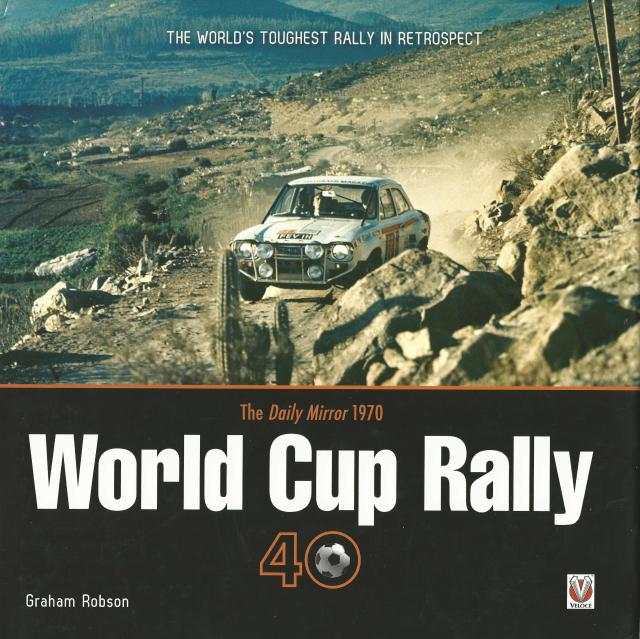 World Cup Rally Book Cover