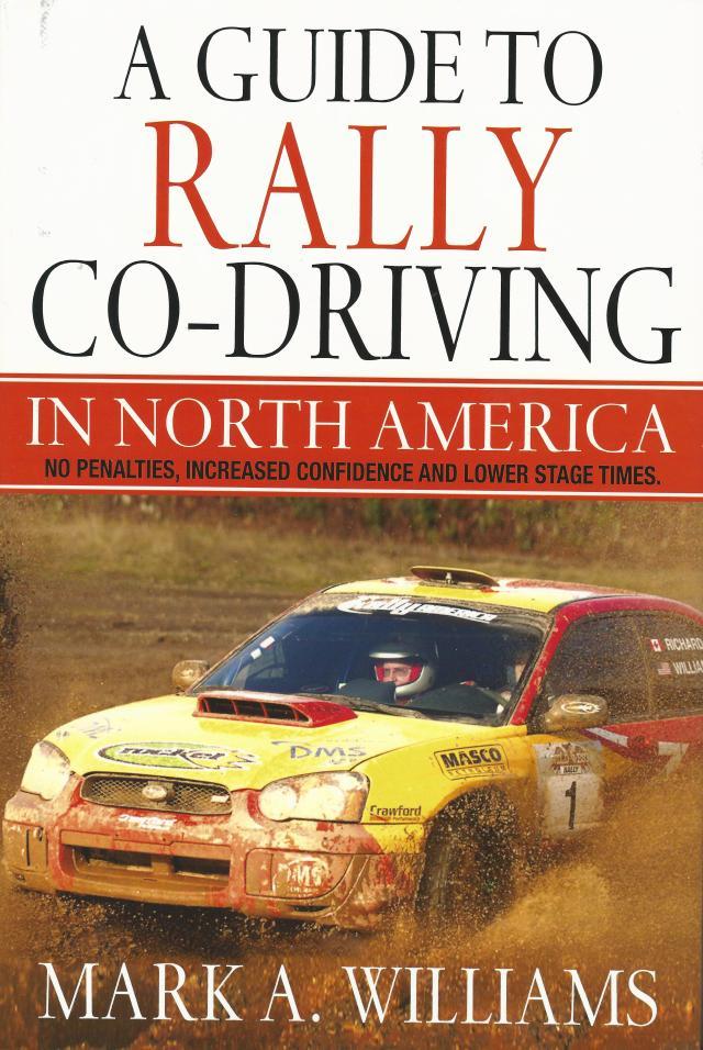 Mark Williams Book Cover