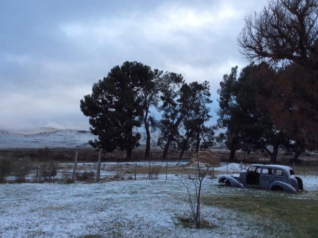 Africa Snow 2