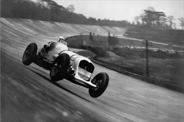 John Cobb Brooklands