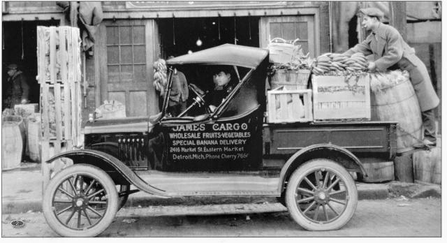 1925 Ford Model T Pickup