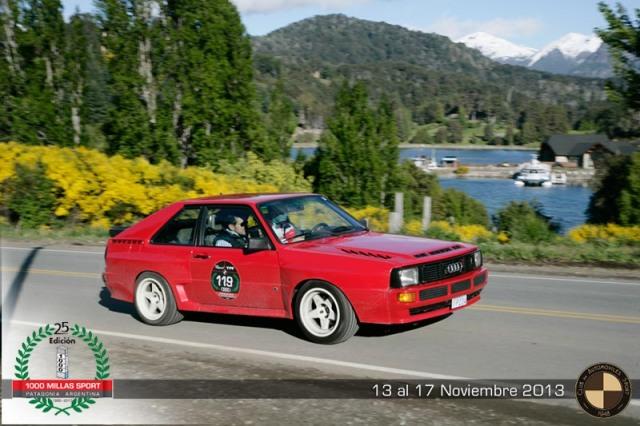 SWB Audi