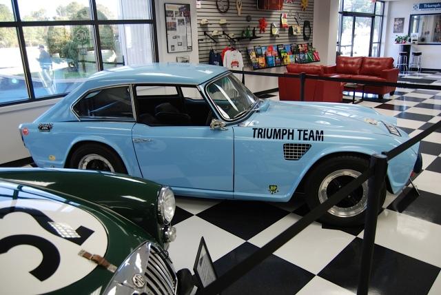 Triumph Dove Gtr4 Grand Touring Coupe