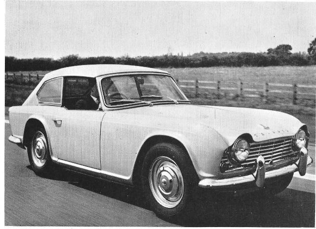Triumph Dove From 1963