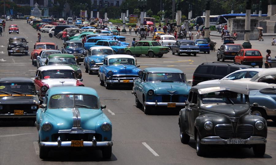 Cubans still driving classic cars eye possibility of buying American imports - Democratic ...