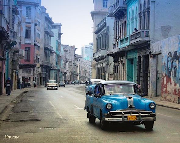 Cuba cars 3