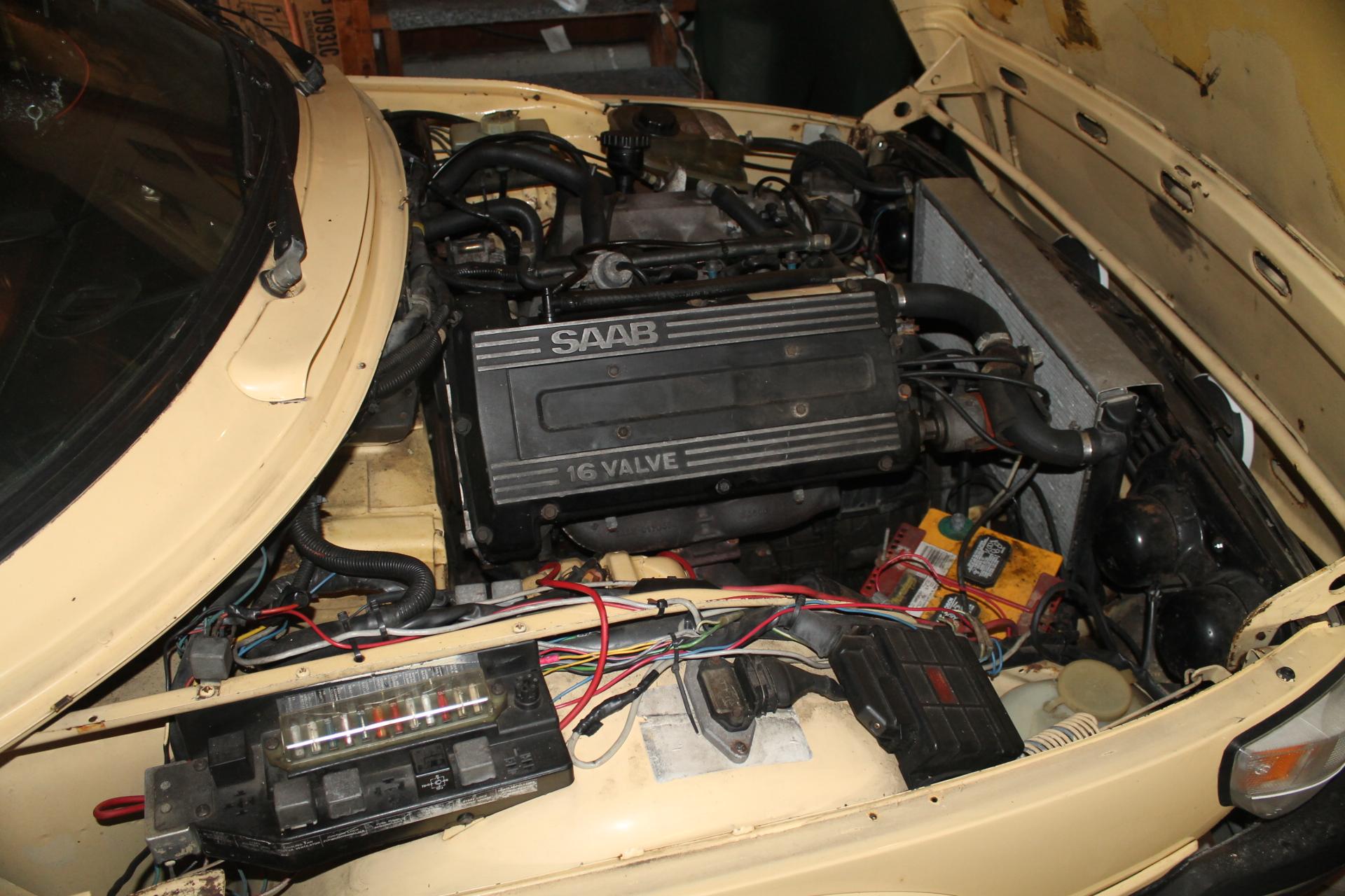 progress on my 1979 saab 99 2 116cc dual overhead cam saab engine