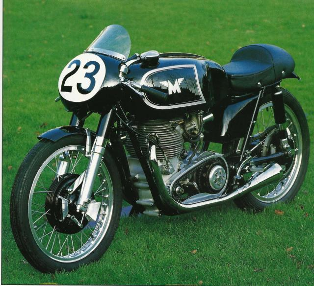 Matchless G45 racer