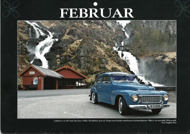 Norwegian PV Club Feb