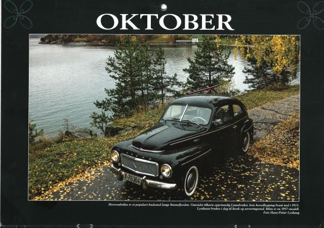 Norwegian PV Club Oct