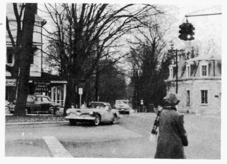 1954 GAMR Kaiser Darrin