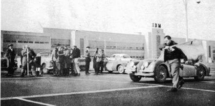 1954 GAMR Poughkeepsie Trials