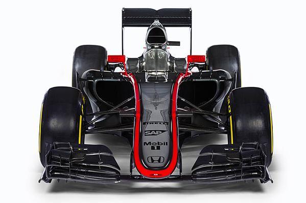 2015 Formula 1 McLaren Honda