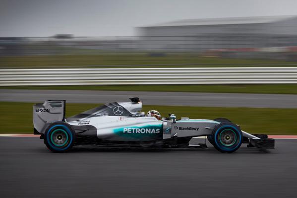 2015 Formula 1 Mercedes-Benz