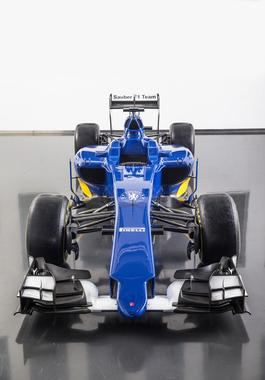 2015 Formula 1 Sauber