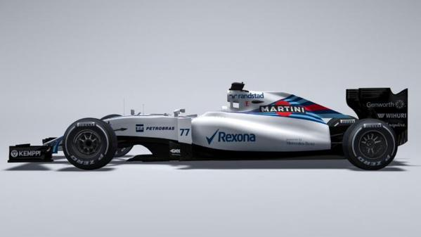 2015 Formula 1 Williams