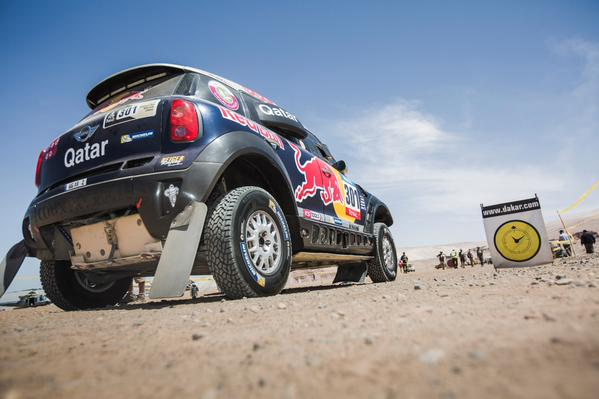 Attiyah Waits Start Stage 8