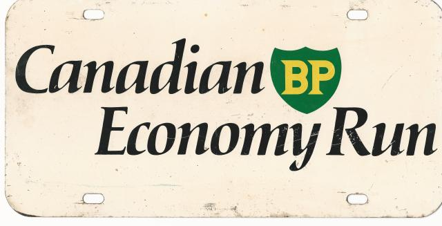 Canadian BP Economy Run License