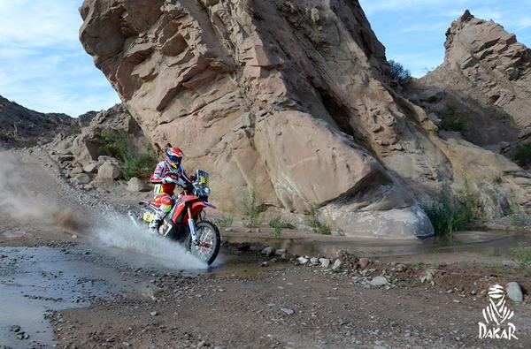 joan Barreda Stage 4
